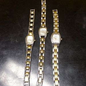 Bundle of Fossil watches